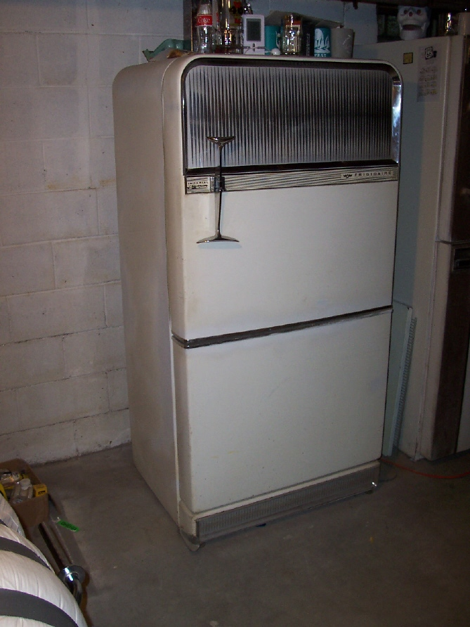 Antique Frigidaire Refrigerator Best 2000 Antique Decor